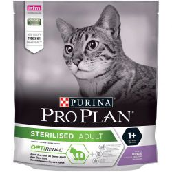 Ver PURINA® PRO PLAN®  Esterilizado OPTIRENAL Pavo 400g