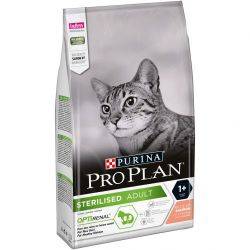 Ver PURINA® PRO PLAN®  Esterilizado OPTIRENAL Salmón 1,5kg