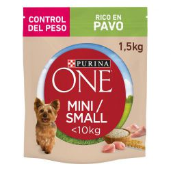 Ver PURINA®  ONE®  Perro Weight Control Pavo y Arroz 1,5kg