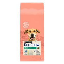DOG CHOW Ad LIGHT Pavo 14kg