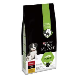 Ver PURINA PRO PLAN Cachorro Mediano OPTISTART Pollo 12kg