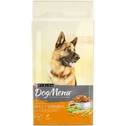 Ver PURINA®  DOG MENU®  Aves 10kg