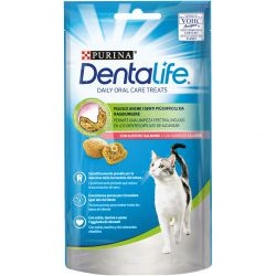 DENTALIFE GATO Salmon 8x40g